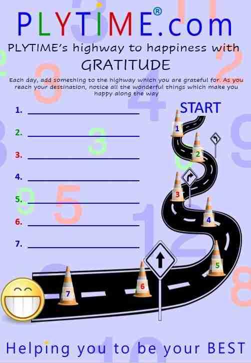 Plytime Learning Gratitude