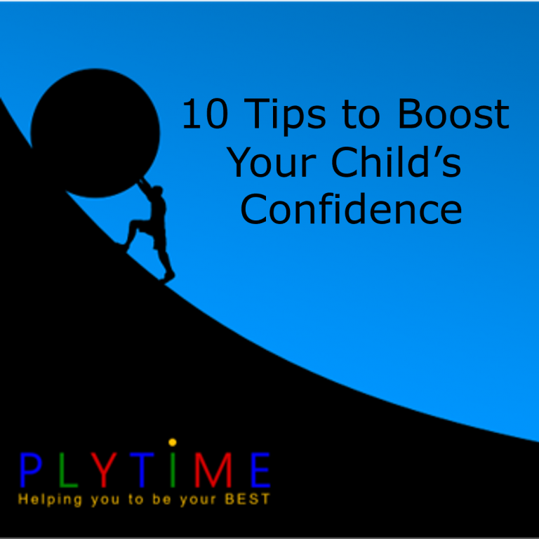 Read more about the article 10 Tips to Boost Your Child's Confidence