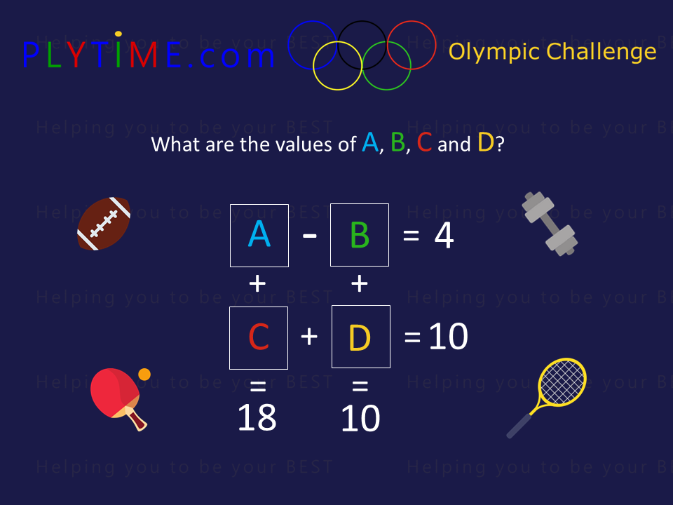 PLYTME Olympic Challenge #9