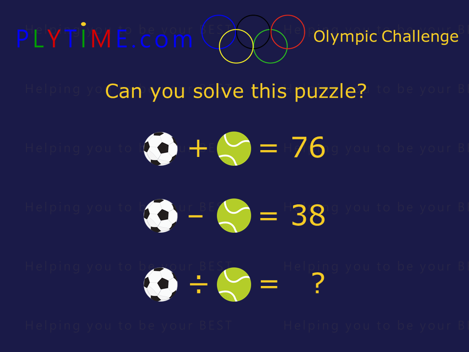 PLYTME Olympic Challenge #7