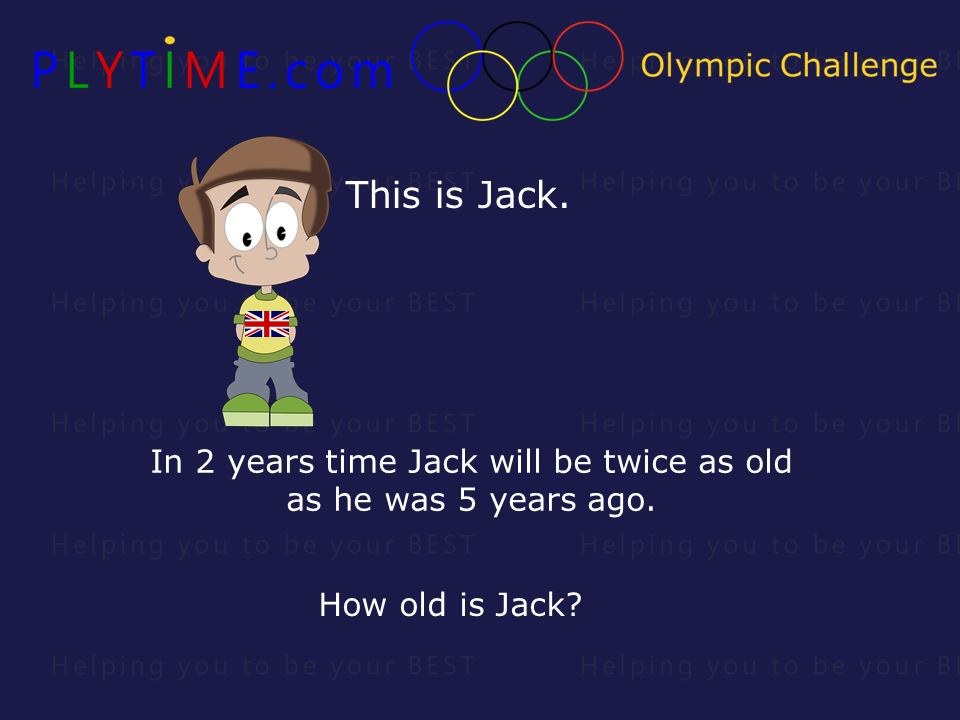 PLYTME Olympic Challenge #3