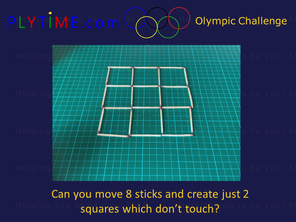 PLYTME Olympic Challenge #4