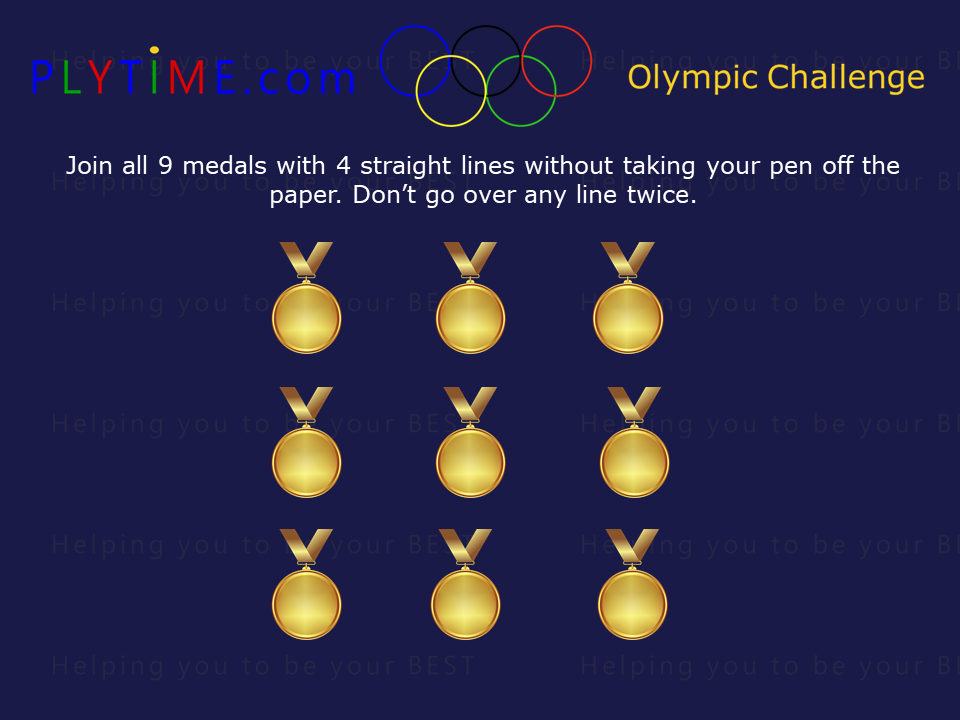 PLYTME Olympic Challenge #17