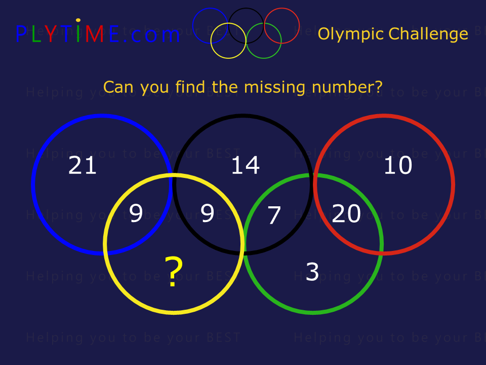 PLYTIME Olympic Challenge #1