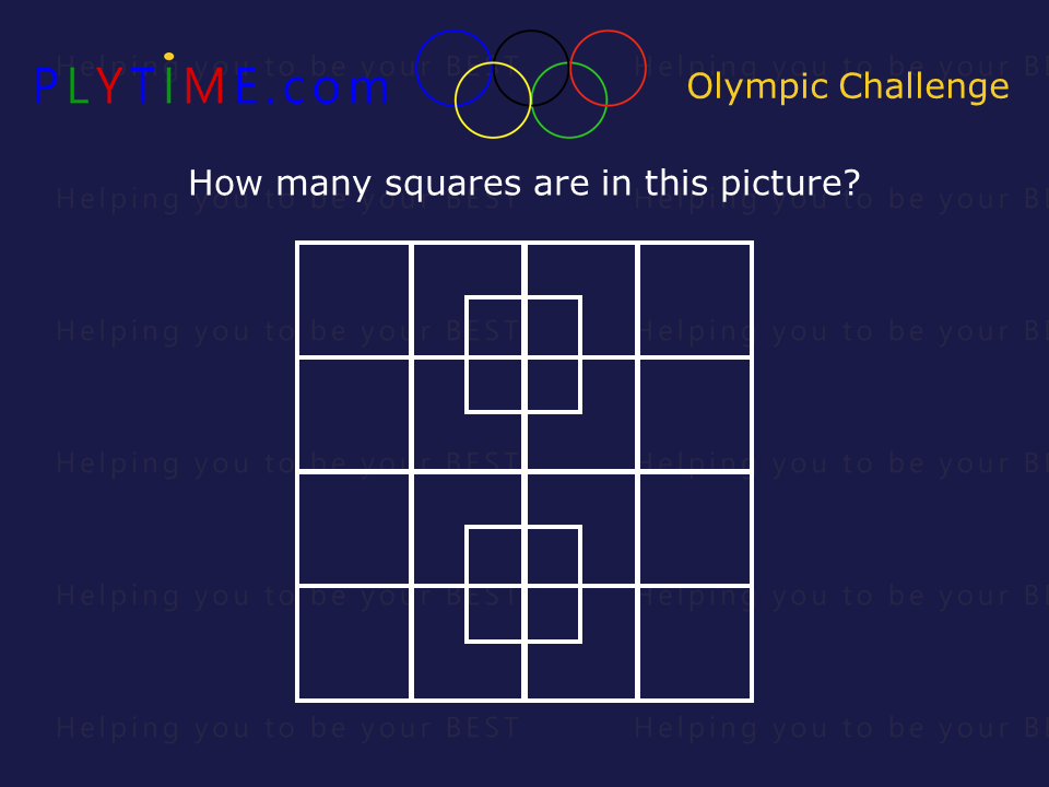 PLYTIME Olympic Challenge #2