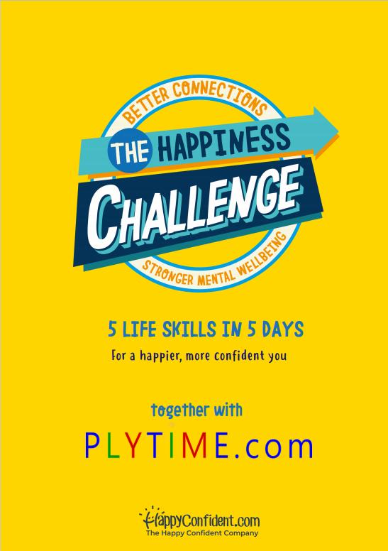 Happy Confident Challenge
